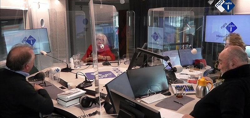 Rudi Wester bij Nieuwsuur